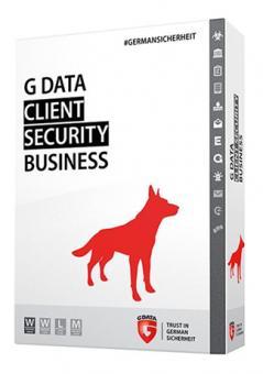 G-Data Client Security Business Schulen Vollversion Jahreslizenzen
