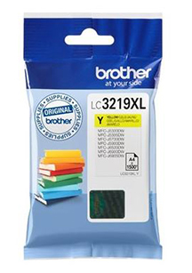 Brother LC3219XLY Tinte Yellow
