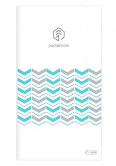 Neo Smartpen N Taschen-Notebook (5er Pack)